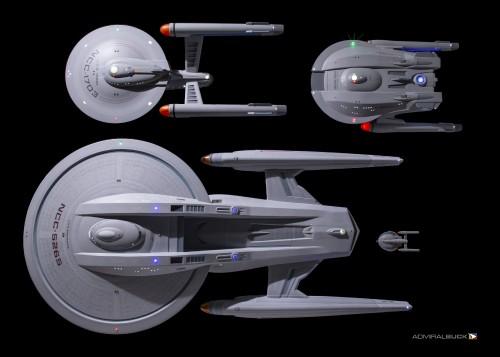 1/350 scale Fleet - overhead. Hood, Repulse, Endurance and Tauriel.